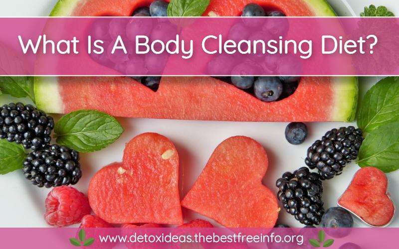 body detox diet