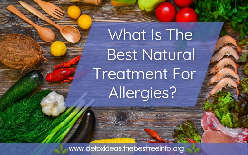 the best natural remedies for allergies