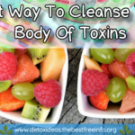 cleanse body of toxins naturally