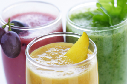 does juicing remove toxins from the body