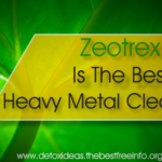 Zeotrex Heavy Metal Detox Cleanser