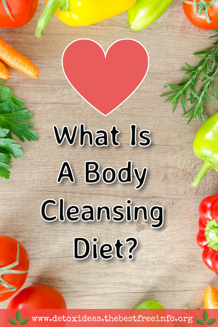 Best Natural Foods To Cleanse The Body Naturally