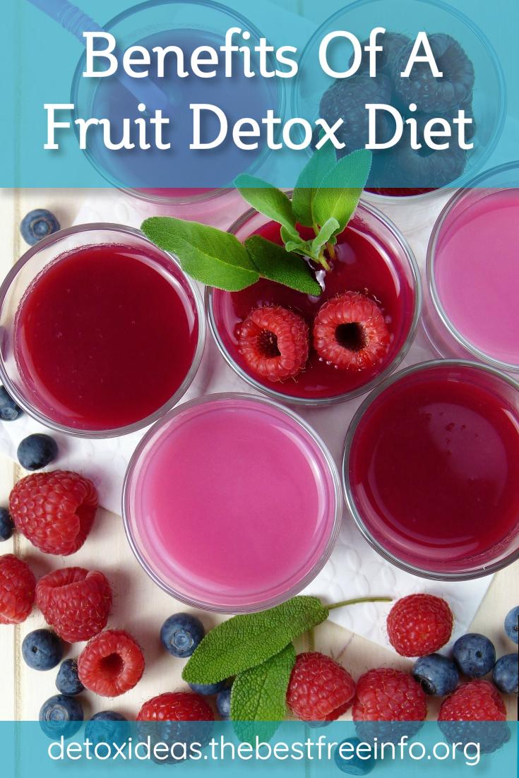 fruit detox diet